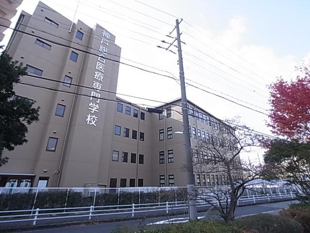 物件番号: 1111288784  神戸市須磨区妙法寺字ぬめり石 1K マンション 画像23