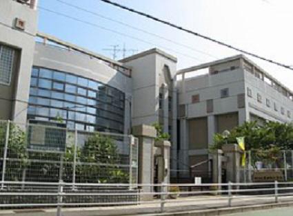 物件番号: 1111290725 メゾンド イスティクラール  神戸市長田区真野町 1SK アパート 画像20
