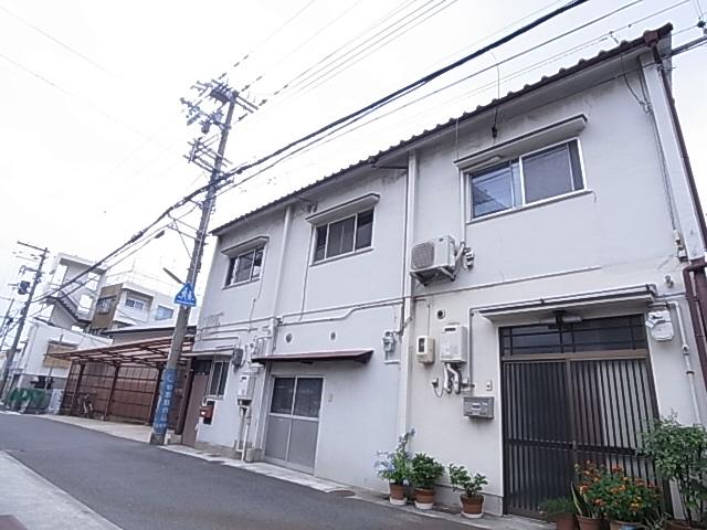 物件番号: 1111253231  神戸市長田区山下町4丁目 4DK 貸家 外観画像