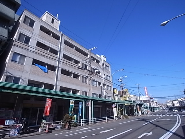 物件番号: 1111282398 平野エスペランス  神戸市兵庫区上三条町 1K マンション 外観画像
