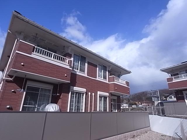 阪神高速インターおりてすぐの築浅ハイツ^^岡場・有馬温泉も車ですぐ^^ 101の外観