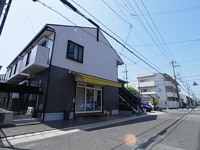 物件番号: 1111283542  神戸市須磨区稲葉町7丁目 1K ハイツ 外観画像