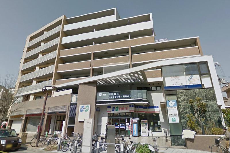 物件番号: 1111291530  神戸市兵庫区小松通2丁目 1LDK マンション 画像25