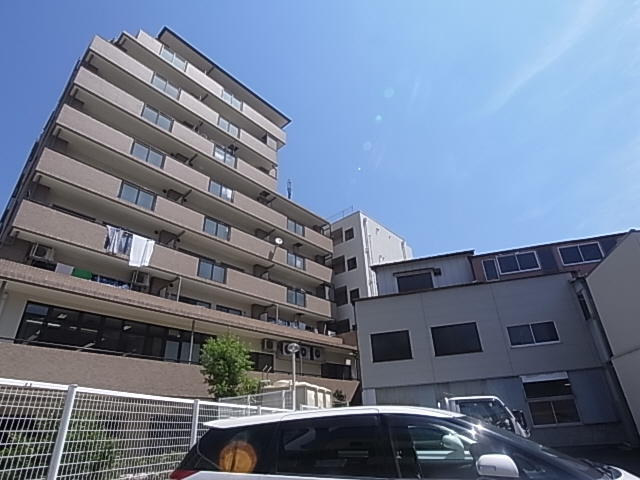 物件番号: 1111290713  神戸市兵庫区駅前通5丁目 3LDK マンション 外観画像