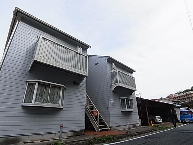 物件番号: 1111289846  神戸市垂水区塩屋町9丁目 1R ハイツ 外観画像