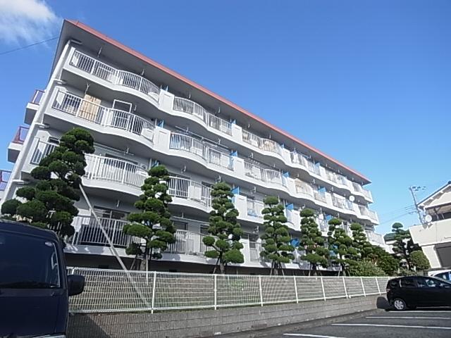 物件番号: 1111267039  神戸市垂水区福田3丁目 2LDK マンション 外観画像