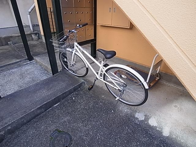 物件番号: 1111283246  神戸市兵庫区上三条町 2DK マンション 画像11