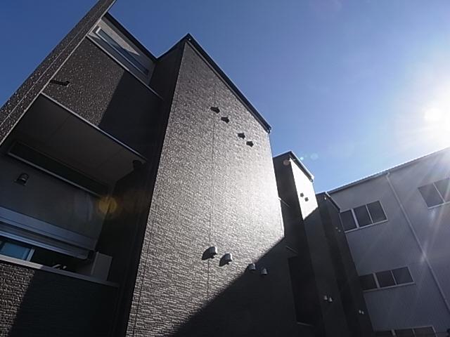 マルシエル神戸 102の外観