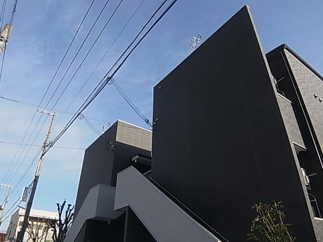 物件番号: 1111268090  神戸市長田区浜添通5丁目 1SK アパート 外観画像