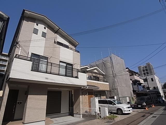 物件番号: 1111270823  神戸市長田区松野通3丁目 1K ハイツ 外観画像