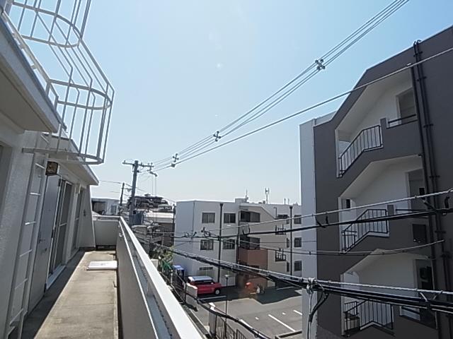 物件番号: 1111271803 ハイツグリーンピア  神戸市長田区片山町2丁目 2LDK マンション 画像10