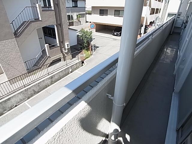物件番号: 1111271801 ハイツグリーンピア  神戸市長田区片山町2丁目 2LDK マンション 画像9
