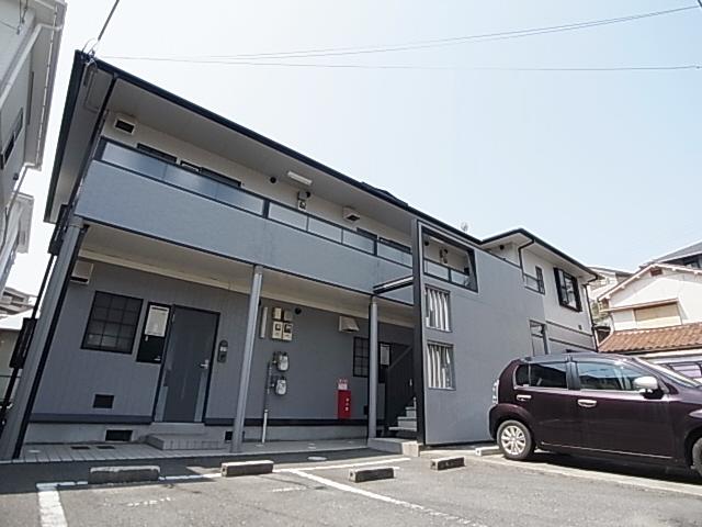 駐車場一台無料付き^^人気の舞子駅^^閑静な住宅街です^^ 102の外観