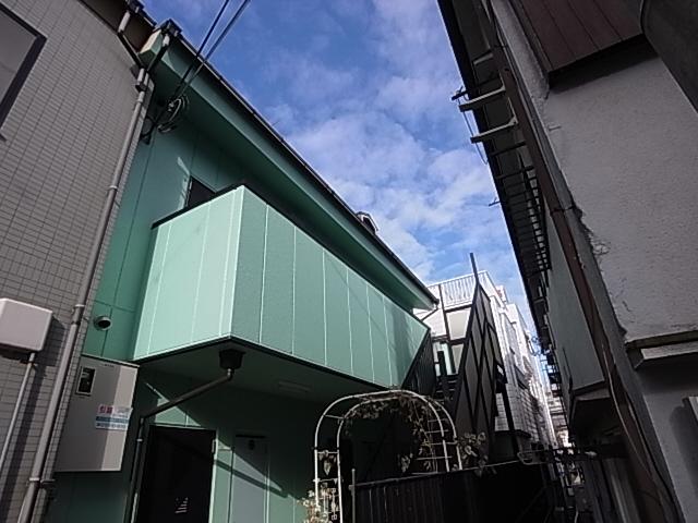 物件番号: 1111291559  神戸市須磨区須磨浦通5丁目 1K ハイツ 外観画像