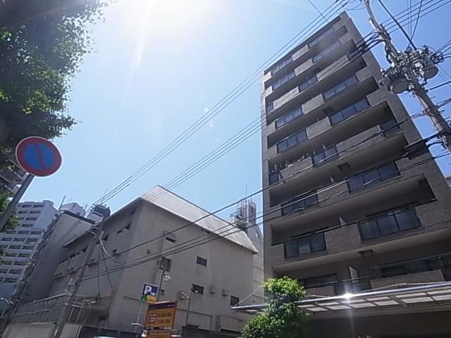 新快速停車神戸駅近く 収納たっぷり エレベーター付 人気物件です 202の外観