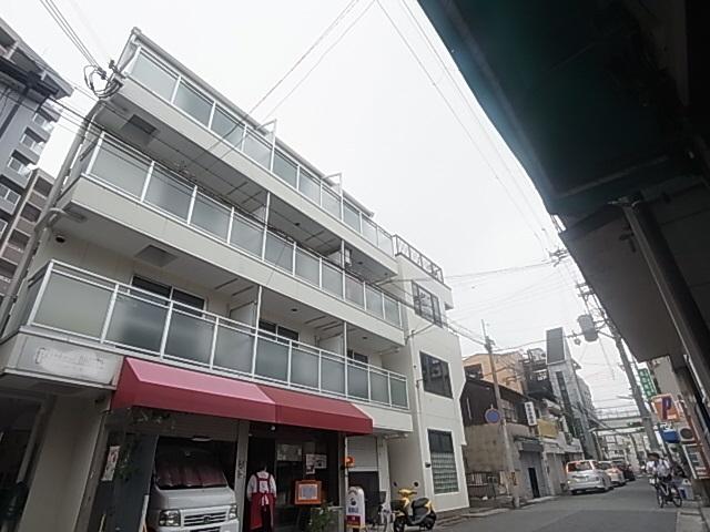 敷・礼0円^^生活便利な駅近^^うれしいエアコン・照明付^^南向き日当良好^^ 502の外観