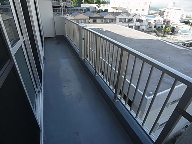 物件番号: 1111284825  神戸市長田区上池田3丁目 2LDK マンション 画像9