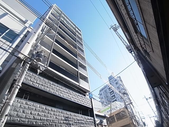 物件番号: 1111285286  神戸市中央区元町通7丁目 1K マンション 外観画像