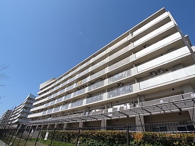 物件番号: 1111285830  神戸市須磨区大池町5丁目 2LDK マンション 外観画像