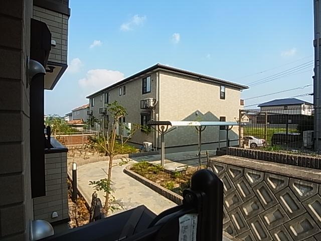 物件番号: 1111286283 カーサ・コリーナⅠ  神戸市北区上津台2丁目 2DK ハイツ 画像10