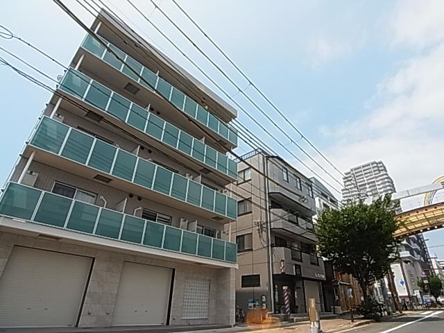 敷金礼金0円の駅近新築マンション なんとインターネットも無料 501の外観