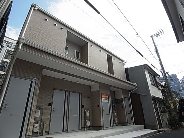 物件番号: 1111289065 サンリーブル  神戸市長田区六番町8丁目 1SK アパート 外観画像