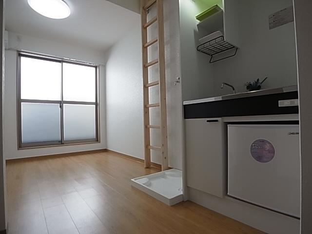 物件番号: 1111289134  神戸市長田区六番町8丁目 1SK アパート 画像1