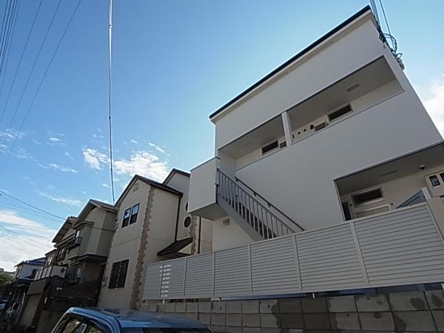 物件番号: 1111289355  神戸市北区鈴蘭台北町5丁目 1DK ハイツ 外観画像