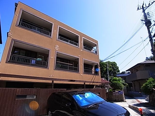 物件番号: 1111290091 ヴィアノ塩屋町  神戸市垂水区塩屋町3丁目 1K マンション 外観画像