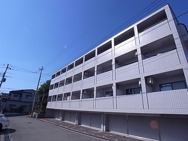 物件番号: 1111277791  神戸市須磨区白川台3丁目 1K マンション 外観画像