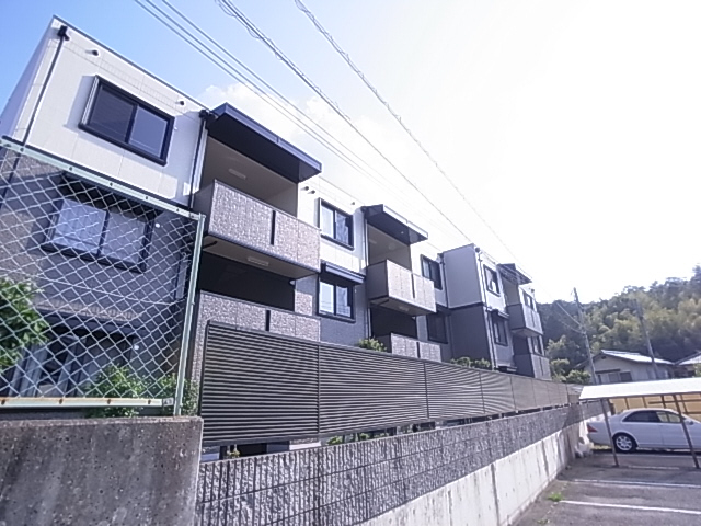 物件番号: 1111216313  西宮市山口町中野 2DK アパート 外観画像