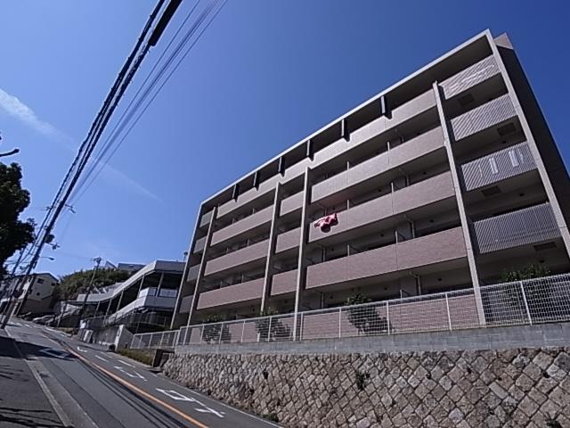 物件番号: 1111274934  神戸市須磨区南落合1丁目 1K マンション 外観画像