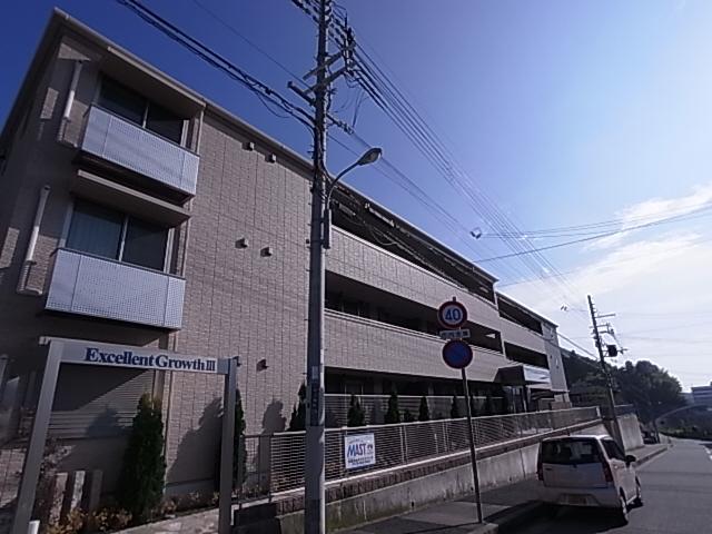 物件番号: 1111272219  神戸市北区谷上南町 1LDK マンション 外観画像