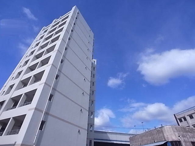 オートロック・防犯カメラ5台・システムキッチン2口コンロ付・ペットOK^^ 205の外観