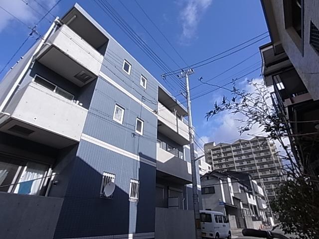 物件番号: 1111291563  神戸市長田区御蔵通6丁目 1K マンション 外観画像