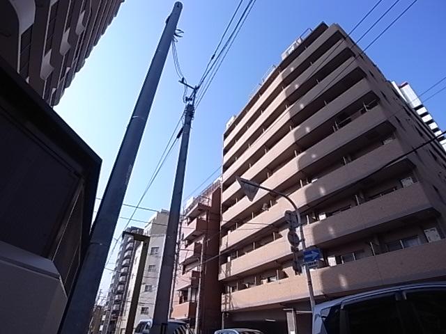 物件番号: 1111290704  神戸市兵庫区新開地6丁目 1K マンション 外観画像