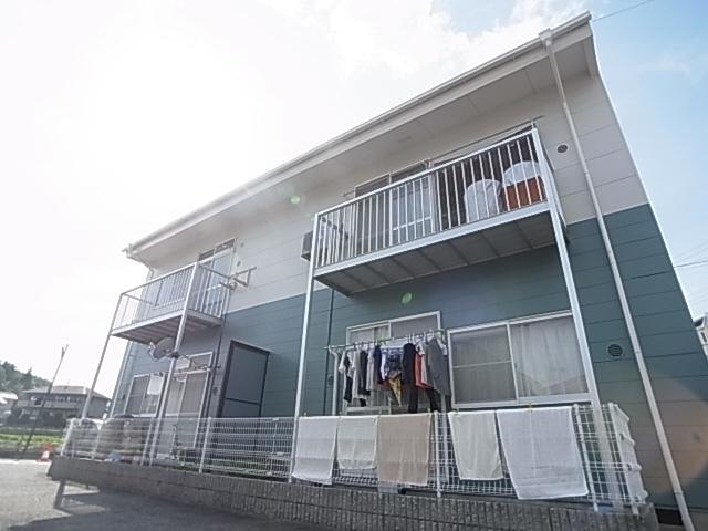 物件番号: 1111246676 グリーンハイツ  神戸市北区八多町附物 2LDK ハイツ 外観画像