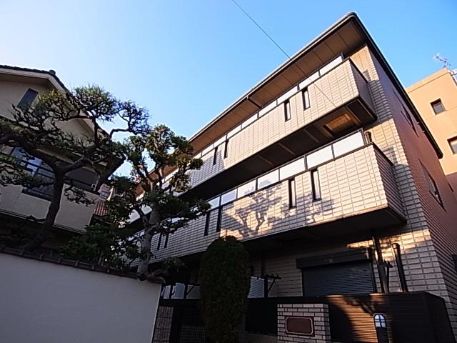 物件番号: 1111276169  神戸市須磨区月見山本町1丁目 1K ハイツ 外観画像