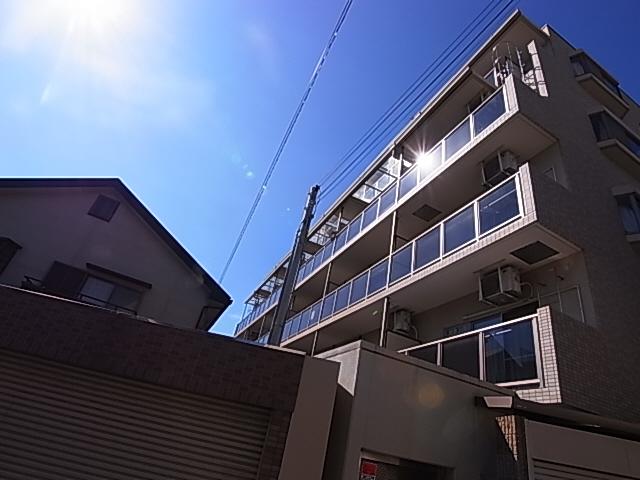 ウィスティリアコート神戸Ⅱ 104の外観