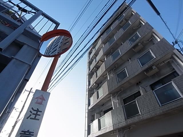 YKハイツ中崎Ⅱ 303の外観