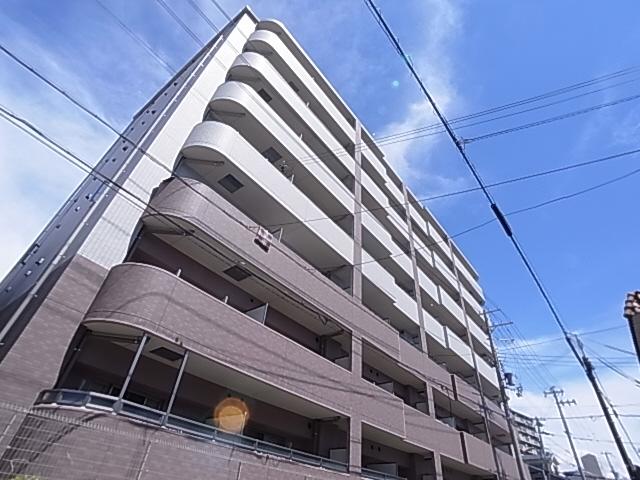 オール電化の築浅マンション^^須磨海浜公園駅目の前^^お急ぎください^^ 203の外観