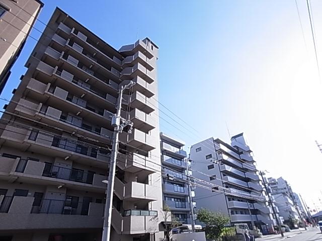 物件番号: 1111291528  神戸市兵庫区門口町 3LDK マンション 外観画像
