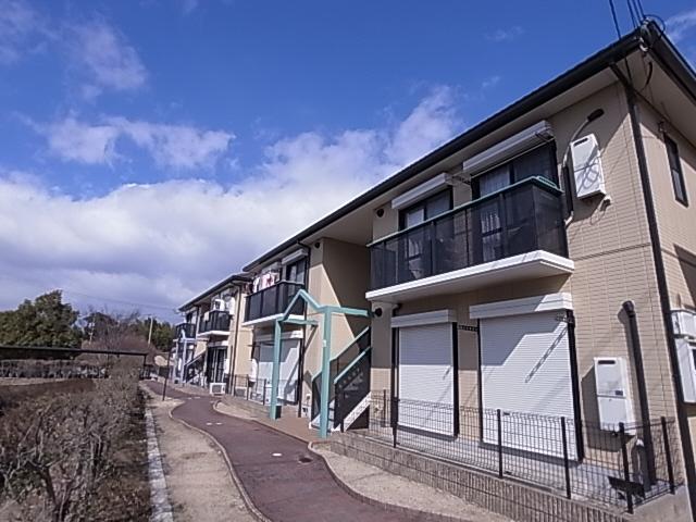 物件番号: 1111289885 スカイヴィレッジ  神戸市垂水区清玄町 3DK ハイツ 外観画像