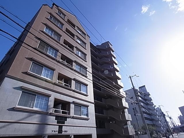 物件番号: 1111288752  神戸市兵庫区門口町 1LDK マンション 外観画像