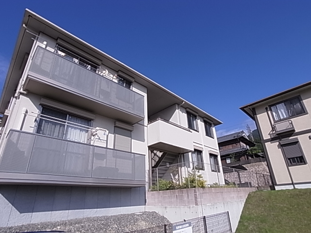 物件番号: 1111255067  神戸市北区谷上南町 2LDK ハイツ 外観画像