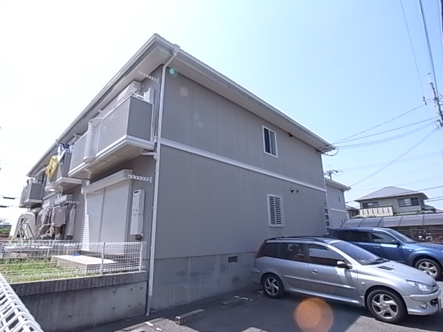 物件番号: 1111288424  神戸市北区鹿の子台北町4丁目 3DK ハイツ 外観画像