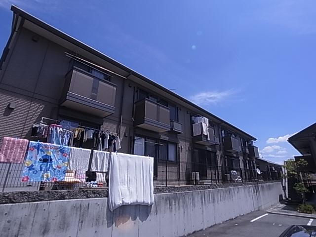 物件番号: 1111284622  神戸市北区八多町中 1LDK アパート 外観画像