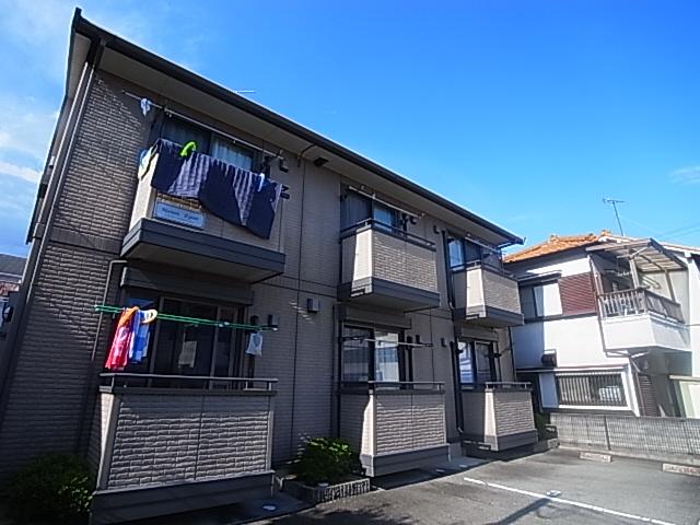 物件番号: 1111289498 メゾンエスポワール  神戸市北区道場町日下部字中筋 1K ハイツ 外観画像