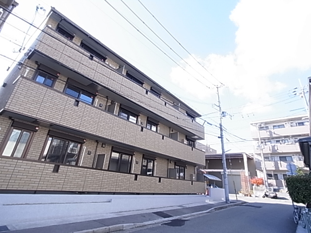物件番号: 1111288000  神戸市兵庫区中道通9丁目 1DK アパート 外観画像