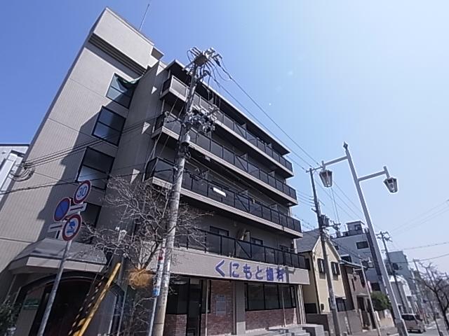 物件番号: 1111289537  神戸市長田区北町2丁目 1K マンション 外観画像